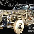 1940 Pontiac Transparent by Ronald Grogan