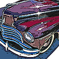 1946 Chevrolet Front Study by Samuel Sheats