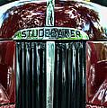 1947 Studebaker Grill by Paul Ward