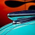 1948 Chevy Hood Ornament by Douglas Pittman