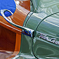 1948 Chrysler Town And Country Convertible Coupe by Jill Reger