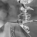 1948 Rolls-royce Hood Ornament 2 by Jill Reger