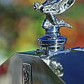 1948 Rolls-royce Hood Ornament by Jill Reger