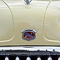 1949 Buick Super 8 Grill  by Bill Owen