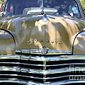 1949 Plymouth Delux Sedan . 5d16205 by Wingsdomain Art and Photography