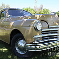 1949 Plymouth Delux Sedan . 5d16207 by Wingsdomain Art and Photography