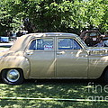 1949 Plymouth Delux Sedan . 5d16208 by Wingsdomain Art and Photography