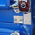 1950 Chevrolet 3100 Pickup Truck Taillight by Jill Reger