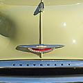 1950 Chevrolet Fleetline Grille 2 by Jill Reger