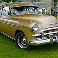 1950 Chevrolet by John Greaves