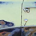 1950 Ford Crestliner Door Handle by Jill Reger