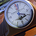1950 Oldsmobile 88 Dashboard Clock by Jill Reger