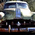 1950 Pontiac  by Bill Cannon