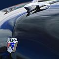 1951 Ford Custom Tudor Sedan Hood Ornament by Jill Reger
