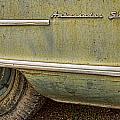 1951 Nash Ambassador Side Logo by James BO  Insogna