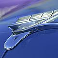 1951 Plymouth Hood Ornament by Jill Reger