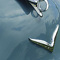 1952 Chrysler Saratoga Coupe Hood Ornament by Jill Reger