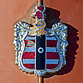 1952 Dodge Emblem by Jill Reger