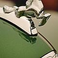 1952 Sterling Gladwin Maverick Sportster Hood Ornament by Jill Reger