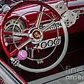 1953 Ford Crestline Victoria by Susan Candelario