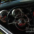 1953 Mercury Monterey Dash by Peter Piatt