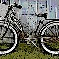 1953 Schwinn Bicycle by George Pedro