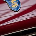 1953 Siata 208s Spyder Emblem by Jill Reger