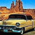 1954 Cadillac Coupe Deville by Tim McCullough