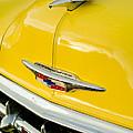 1954 Chevrolet Hood Ornament 4 by Jill Reger