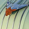 1954 Pontiac Chieftain Hood Ornament by Gordon Dean II