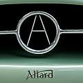 1955 Allard J2r Emblem by Jill Reger