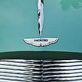1955 Aston Martin Grille Emblem by Jill Reger