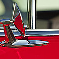 1955 Chevrolet 210 Rear View Mirror by Jill Reger