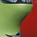1955 Chevrolet Nomad Emblem 2 by Jill Reger
