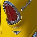 1955 Chevrolet Nomad Taillight by Jill Reger