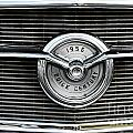 1956 Buick Century Grill Emblem by Paul Ward
