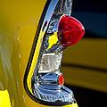 1956 Chevrolet Belair Taillight by Jill Reger