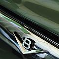 1956 Ford F-100 Truck Emblem 3 by Jill Reger