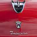 1956 Ford Fairlane Hood Ornament 7 by Jill Reger