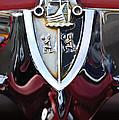 1956 Plymouth Emblem by Jill Reger