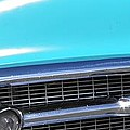 1957 Chevrolet Bel Air Classic Car Panoramic Fine Art Photo  by Sven Migot
