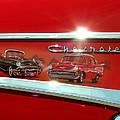 1957 Chevrolet by Dennis Pintoski