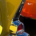 1957 Chevrolet Taillight by Jill Reger