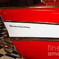 1957  Chevrolet  by Yumi Johnson