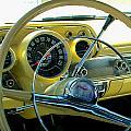 1957 Chevy Bel Air Dash by Mark Dodd