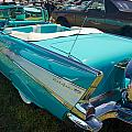 1957 Chevy Convertable by Mark Dodd