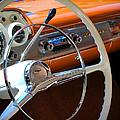 1957 Chevy Dash by Steve McKinzie