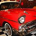 1957 Chevy  by Yumi Johnson