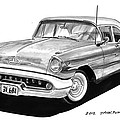 Oldsmobile Super 88 by Jack Pumphrey