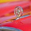 1958 Edsel Roundup Hood Ornament by Jill Reger